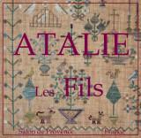 Logo Le fil Atalie