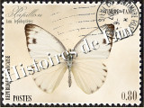 Coupon  Timbre papillon