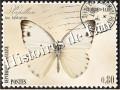 Coupon  Timbre papillon