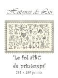 Le fol ABC de printemps (fichier PDF)