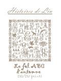 Le fol ABC d'automne (fiche imprimée)