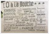 L'Ô A LA BOUCHE (fiche imprimée)