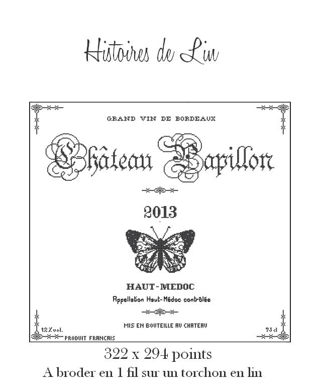 Château Papillon (fiche imprimée)