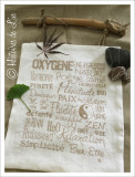 Oxygène (fiche imprimée)
