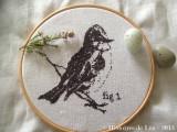 L'Oiseau (fig.1) fiche imprimée
