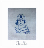 Clotilde (fiche imprimée)
