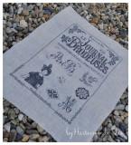 Le journal des brodeuses (fiche imprimée)