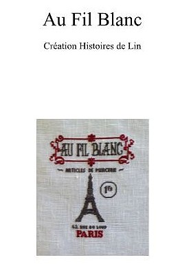 histoires de lin cr ations point de croix. Black Bedroom Furniture Sets. Home Design Ideas