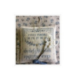 Kit «Petits plaisir de fil et de lin»