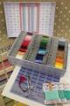 Collection complète retors du Nord Sajou 96 cartes + fiche nuancier offerte