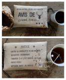 Avis de grand froid - bouillotte sèche (fiche imprimée)